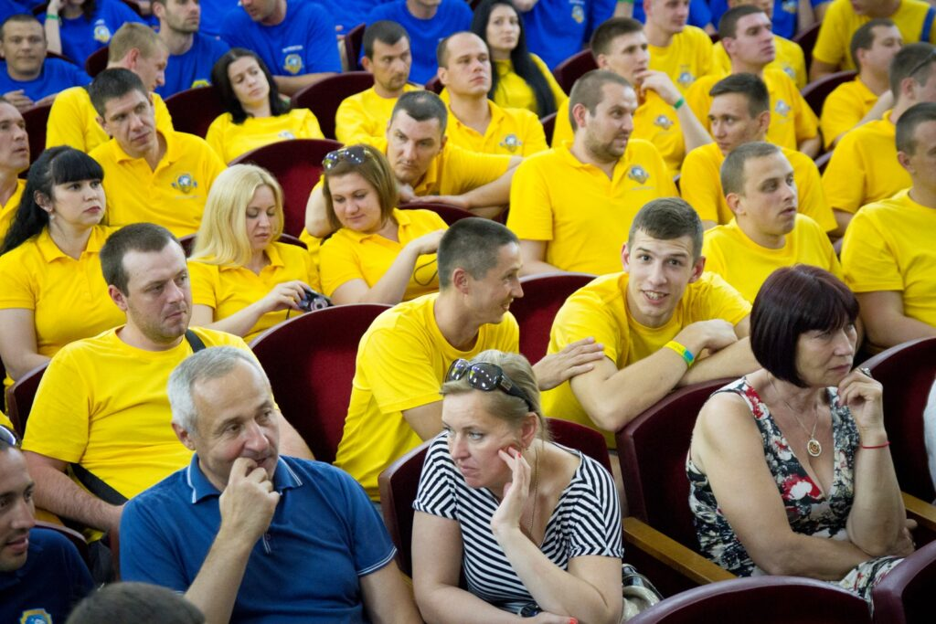 3-й день Всеукраинского Антинаркотического Лагеря (18.07.2015)