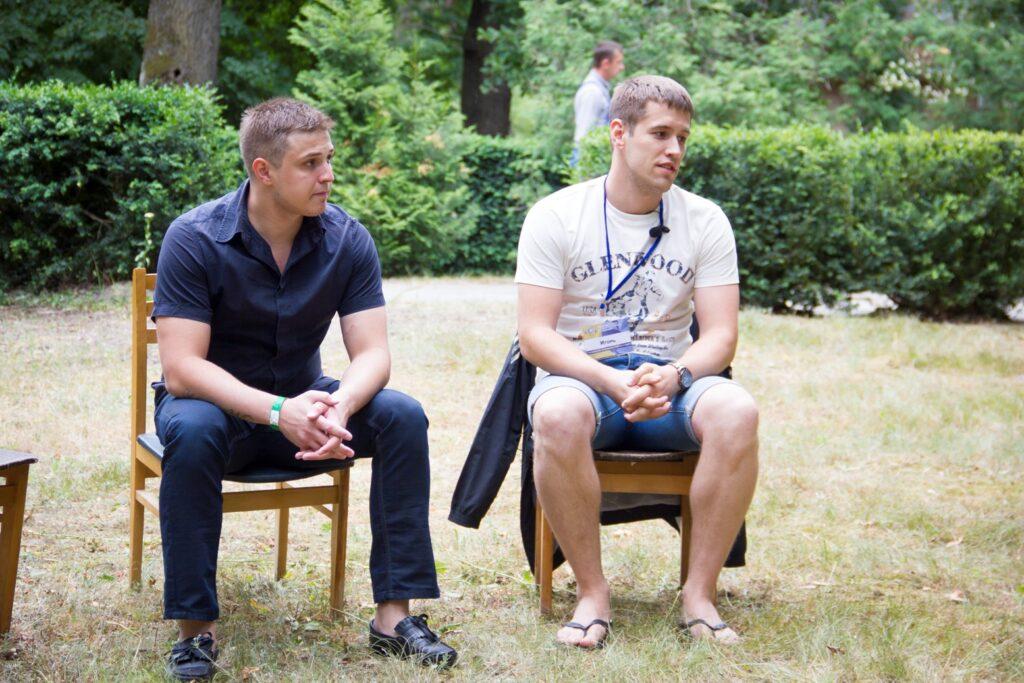 2-й день Всеукраинского Антинаркотического Лагеря (17.07.2015)