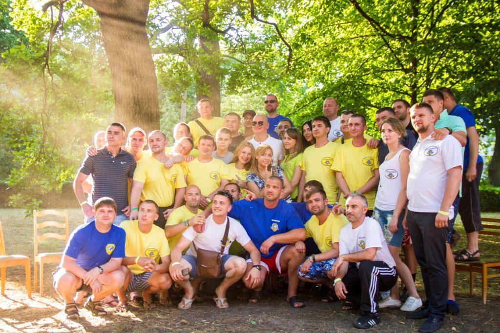 5-й день Всеукраинского Антинаркотического Лагеря (20.07.2015)