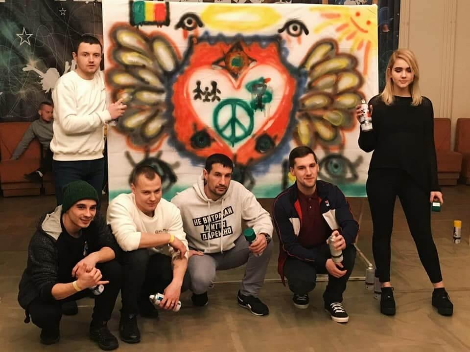 Третий день 10-го Всеукраинского антинаркотической Лагеря
