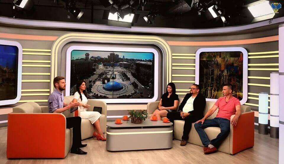 МАА приняла участие в телепередаче «Утро в мегаполисе»