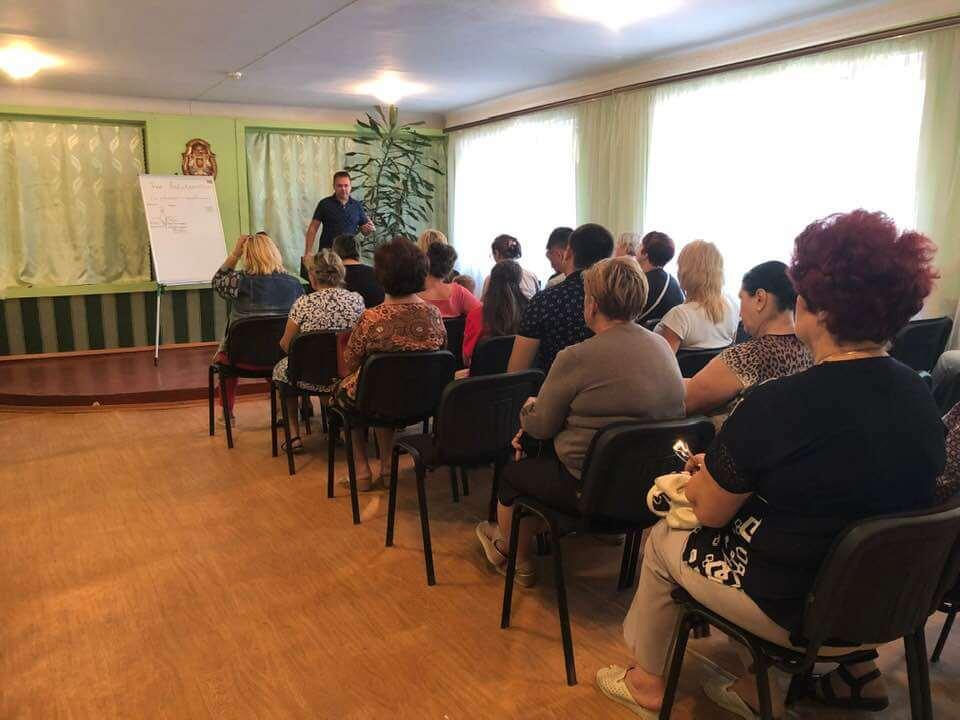 Волонтеры МАА провели семинар на тему: «Амбивалентность у зависимых и созависимых»