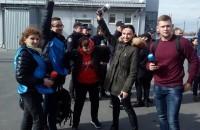 В Харькове прошла акция-квест в рамках проекта «Живи»
