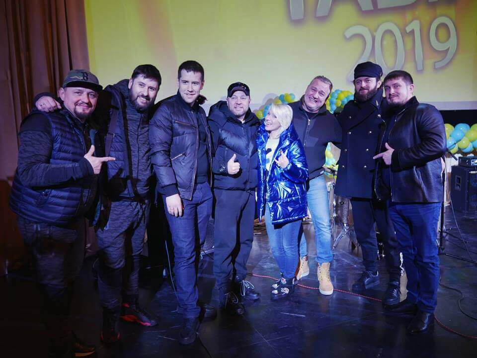 Завершальний день 10-го Всеукраїнського антинаркотичної табору