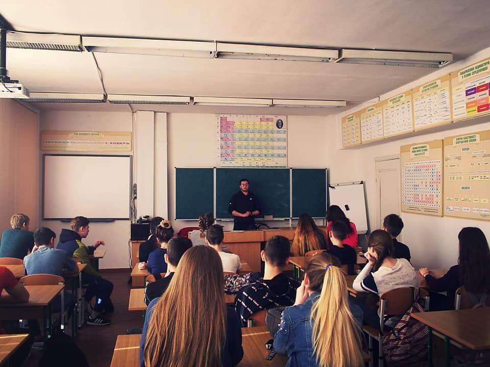 Профилактическая лекция: «Развитие и последствия химической зависимости»