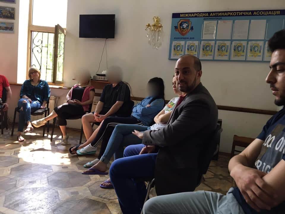 Лекция от посла мира HWPL Тарика Сархана: «Зависимости и путь к Богу»