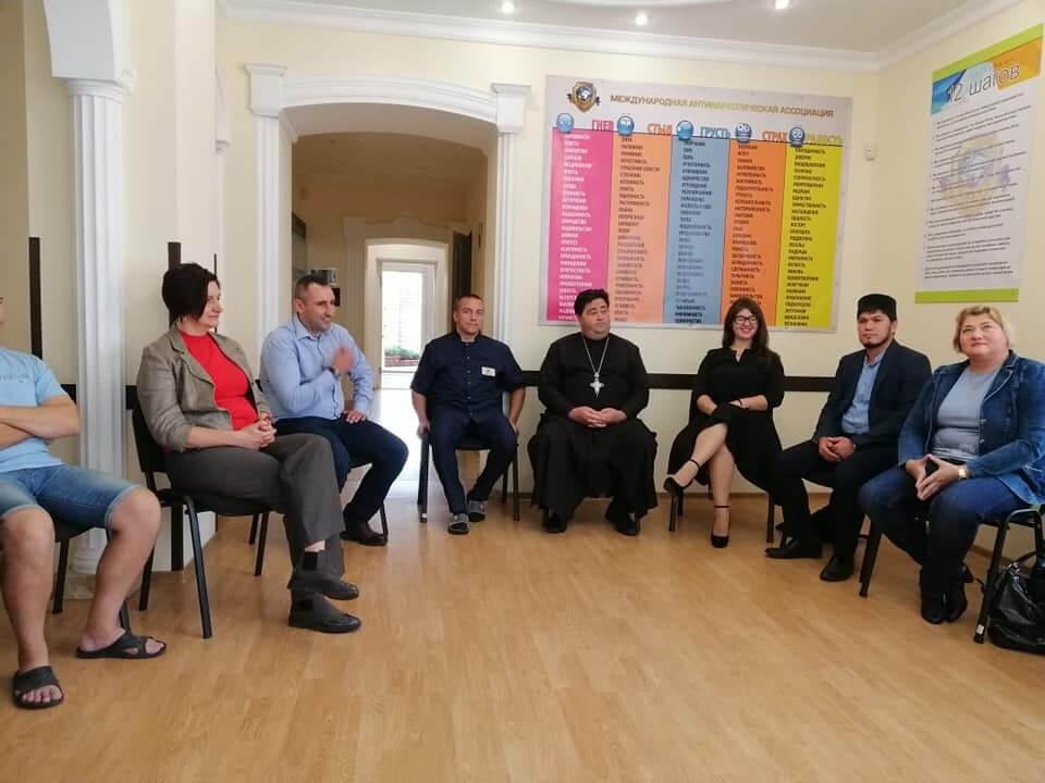 В Запорожье открыт первый центр реабилитации