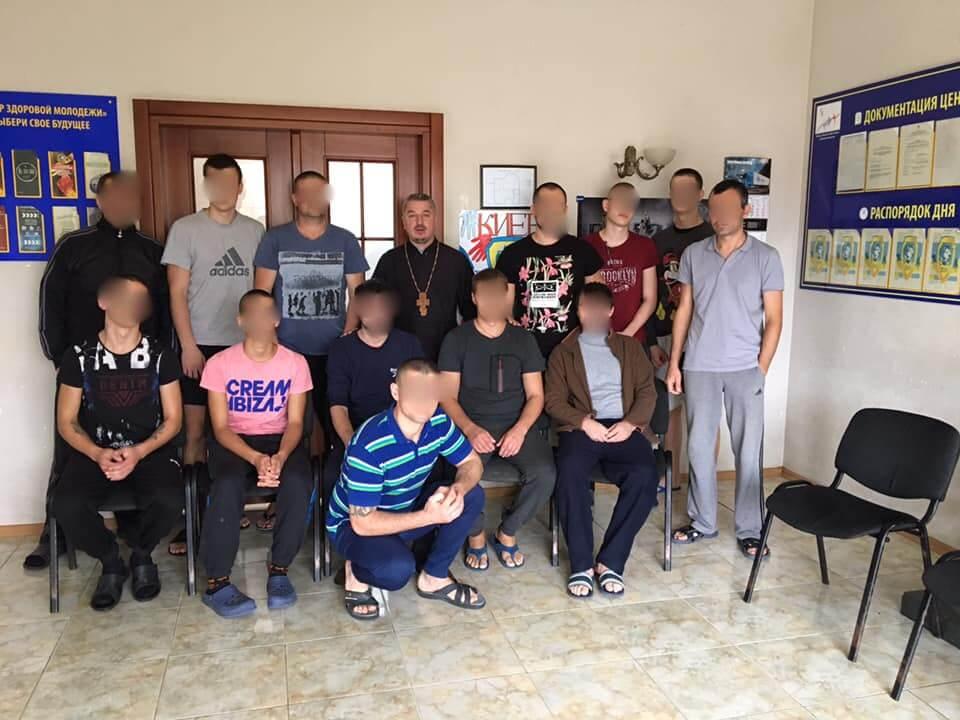 Центр в Днепре посетил наш друг протоиерей Дмитрий Поворотний
