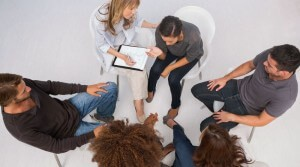 Self-help groups for family and friends