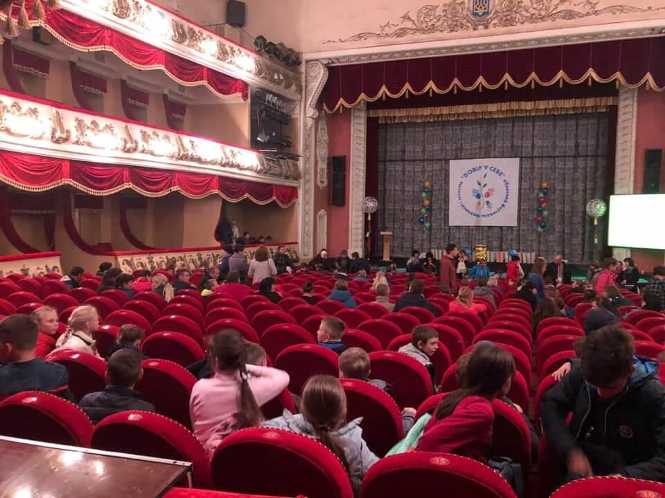 В Виннице прошёл фестиваль «Поверь в себя» с участием волонтёров из МАА