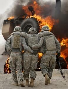 Психологическая реабилитация военнослужащих
